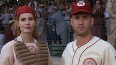 """""""A League of Their Own"""" came out 25 years ago today, but the Penny Marshall-directed film is far more than just a movie for the women who took the baseball diamond more than 70 years ago during World War II and for years after.  The 1992 blockbuster centers on the All-American... - #League, #Player, #Reallife, #TopStories"""