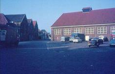 Amersfoort<br />Amersfoort: De Beestenmarkt met de gelijknamige kazerne (1971)