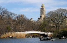Central Park, New York City, US