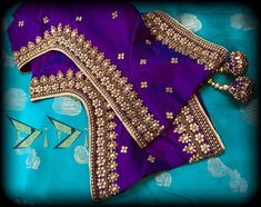 "Best 12 ""Bridal Destination Blouse design… DM on Printerest or What's app Costume :…"" – SkillOfKing. Cutwork Blouse Designs, Kids Blouse Designs, Wedding Saree Blouse Designs, Hand Work Blouse Design, Simple Blouse Designs, Stylish Blouse Design, Saree Blouse Neck Designs, Sari Blouse, Saree Dress"