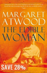 The Edible Woman by Margaret Atwood (her first novel) I Love Books, Good Books, Books To Read, My Books, Menu Book, English Reading, Margaret Atwood, First Novel, Marketing Jobs
