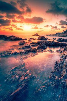 "lsleofskye: ""Little Corona Beach """