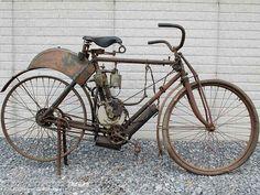 1903 Indian, oldest American bike