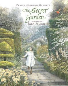 pictures+from+my+secret+garden+original+book | Book-Themed Gifts By Age › Ages 6-8 › The Secret Garden: Book ...