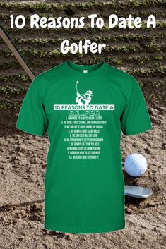 I love this funny golf shirt, it is so true! if you are looking for golf clothing products for men then this is the place. get ready for one happy golfer by Funny Golf Shirts, Golf Etiquette, Ready For First, Golf 7, Golf Exercises, Golf Quotes, Golf Sayings, Golf Humor, Golf Gifts