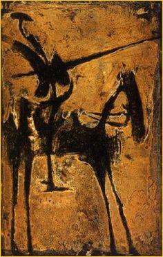 Jùlio Pomar - D. Quixote de la Mancha Art And Illustration, Illustrations, Edward Hopper, Pablo Picasso, Albert Dubout, Man Of La Mancha, Honore Daumier, Dom Quixote, Gustav Klimt