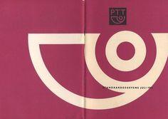 PTT standaardgegevens juli 1964