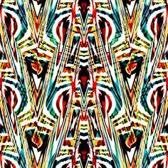 Erceylanus   Patternbank Textile Design Studio [Featured Designer] print pattern
