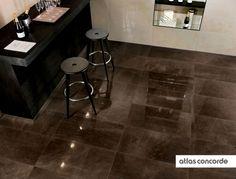 #MARVEL bronze | #Floor design | #AtlasConcorde | #Tiles | #Ceramic | #PorcelainTiles