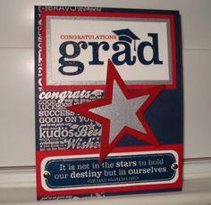Splitcoaststampers FOOGallery - Samantha Graduation Card