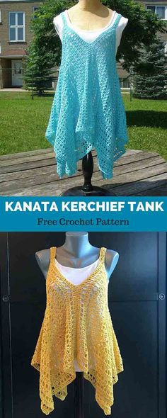 Beautiful Long Vest Free Crochet Pattern | Long vests ...