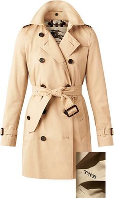 Burberry The Westminster Mid Length Heritage Trench Coat