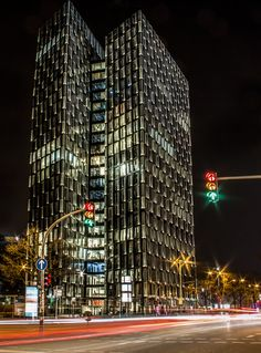 Dancing Towers by Sabine Wagner on 500px
