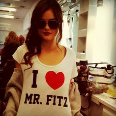 lucy hale #prettylittleliars @Shauna Nielsen - you need this shirt!