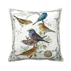 Jolie Marche pillows