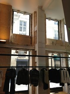 Zadig & Voltaire Stock in Paris, Île-de-France