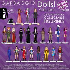Sponsor: Garbaggio -  Dolls! Halloween Cosplay Collection