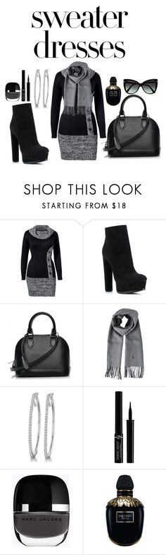 """""""black no.1"""" by harley-quinn13 ❤ liked on Polyvore featuring Venus, Casadei, Louis Vuitton, Polo Ralph Lauren, Giorgio Armani, Alexander McQueen and Tom Ford"""