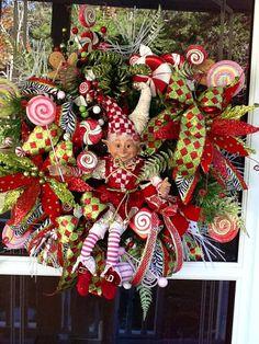 Beautiful Ideas For Christmas Wreaths