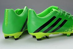 Adidas Predator soccer shoes.  I had these cleats 2 years ago they r awesome