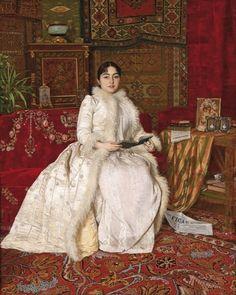 Queen Natalija of Serbia