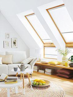 Wohnen unter dem Dach: Mit diesen Ideen wird es schön