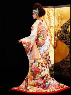 桂由美ブライダルハウス(Yumi Katsura Bridal House) Yumi Katsura きもの