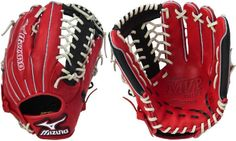 "Mizuno MVP Series 12.75"" Outfield Baseball Glove Special Edition: GMVP1277"
