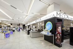 Myer Melbourne - Red Design Group Red Design, Department Store, Melbourne, Broadway Shows, Group
