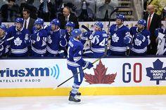 Cody Franson making his way down the line Nhl Players, Toronto Maple Leafs, Way Down, Ice Hockey, My Love, Hockey Puck, Hockey