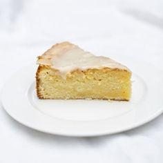 Ricetta Torta alla glassa d'arancia