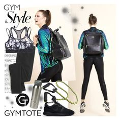 """""""GYMTOTE 2"""" by gaby-mil ❤ liked on Polyvore featuring NIKE, Madewell, Superdry, backpack, tote and gymtote"""