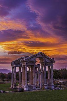 'Aphrodisias' the land of My Goddess, Aphrodite. Photo by Onur Vardar on 500px #Turkey
