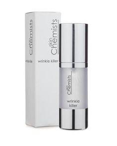 Luxstyle4u - Skin Chemists Wrinkle Killer, $52.00 (http://www.luxstyle4u.com/skin-chemists-wrinkle-killer/)