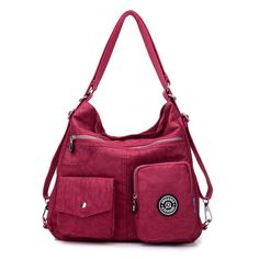 ec03d9e134e4 44% СКИДКА|Для женщин сумки на плечо Водонепроницаемый нейлон леди слинг  сумка женская сумка Crossbody сумки для Для женщин сумки купить на  AliExpress