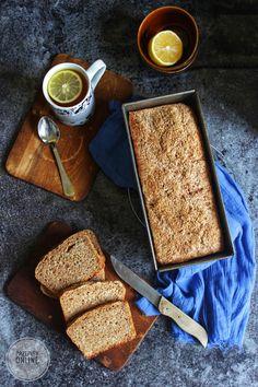 Chleb pszenny razowy na drożdżach Tiramisu, French Toast, Bread, Cheese, Breakfast, Ethnic Recipes, Food, Recipes, Morning Coffee