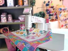 PostWebinar Video: Tips and Tricks for Quilting with the HQ Sweet Sixteen