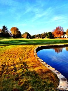 Saturday morning round of golf at Fox Den Country Club