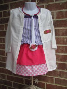 Doc McStuffins Costume on Etsy, $48.00