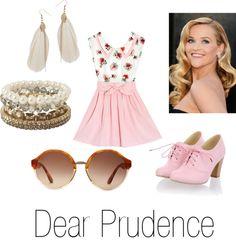 """Dear Prudence"" by panchokazu ❤ liked on Polyvore"