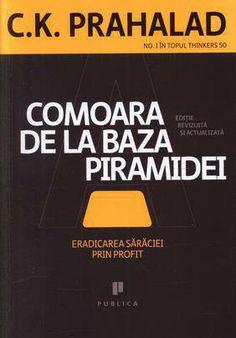 comoara de la baza piramidei Carti de business la reducere