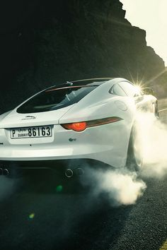 Jaguar F-Type R photographed by Malek Fayoumi