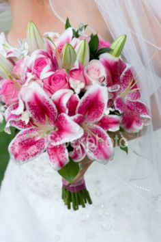 Google Image Result for http://www.locksnbows.com/lilys%2520and%2520pink%2520roses.jpg