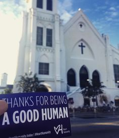 4 months ago today 9 lives were taken through hatred. We must actively #HeartHumanity & spread  every day #charleston9