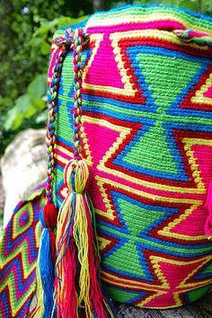 Tayrona Wayuu Tote