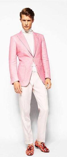 cd3587347e769 Tom Ford Spring 2014 Menswear Fashion Show