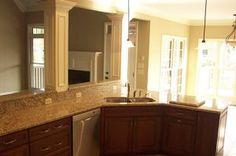 Pro #657458   Staley Granite And Marble Inc   Rockford, TN 37853 Backsplash, Granite, Kitchen Remodel, Countertops, Marble, Kitchen Cabinets, Mirror, Furniture, Home Decor