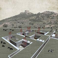 Hospedería en Herrera del Duque / TEd'A arquitectes (8) Cortesía de TEd'A arquitectes