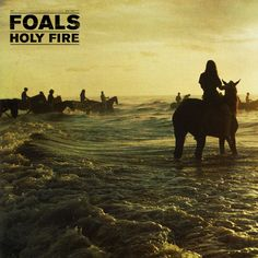 The album cover of Holy Fire, by Foals Indie gods of note. Best album of 2013 Music Covers, Album Covers, Musik Illustration, The Wombats, Psychedelic Experience, Pochette Album, Great Albums, Top Albums, Musica