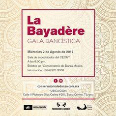 Amantes y curiosos de la Danza hoy en Centro Cultural Tijuana - CECUT